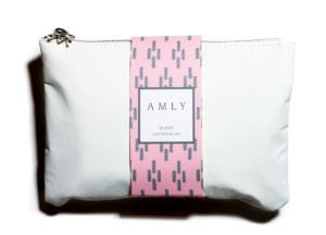 AMLY Discovery kit - Sleep Routine - small white pouch