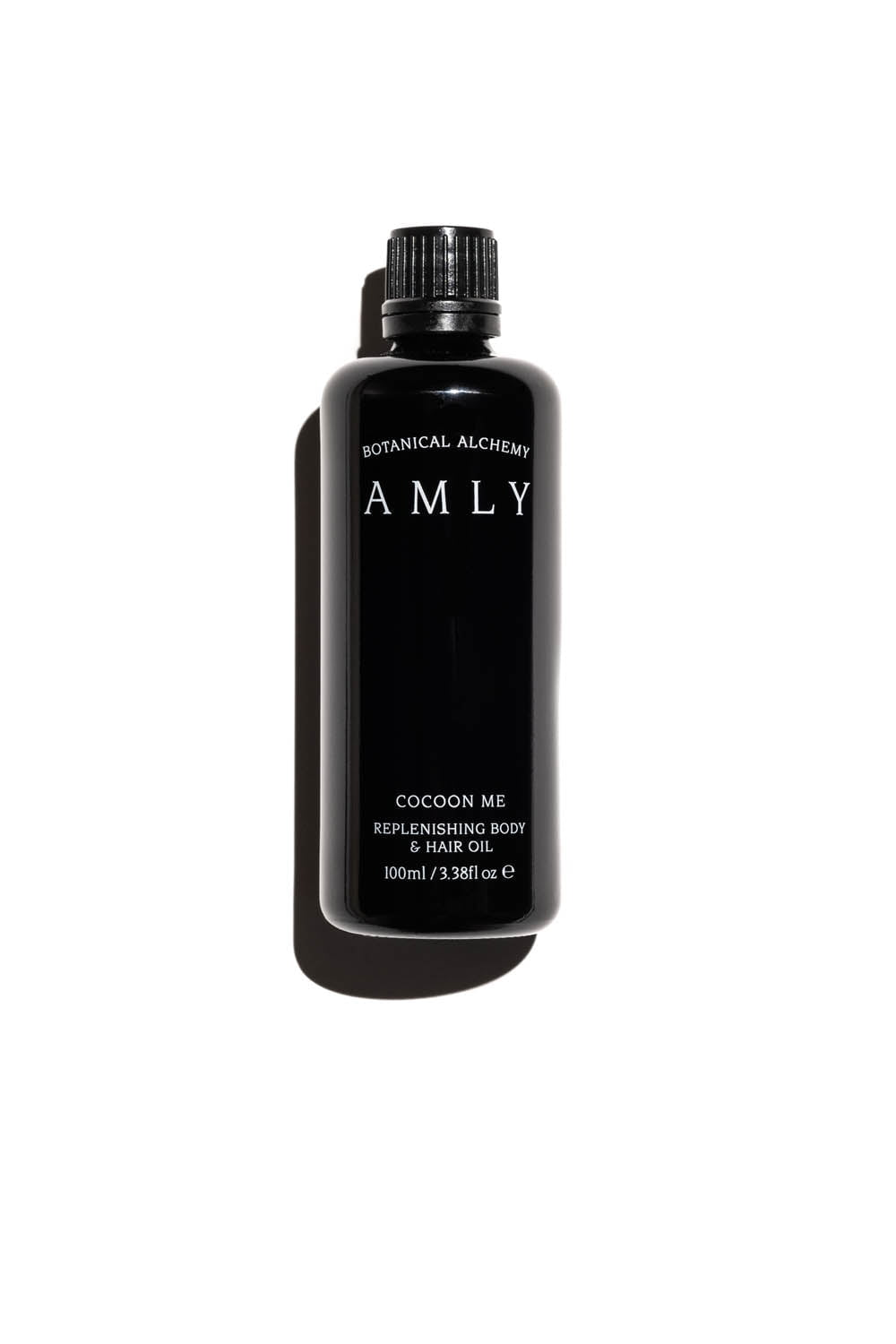 cocoon me body and hair oil AMLY 100ml bottle